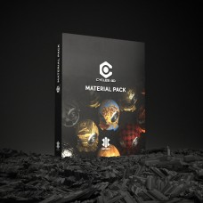 Cycles 4D Material Pack