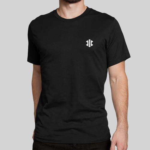 INSYDIUM t-shirt in black