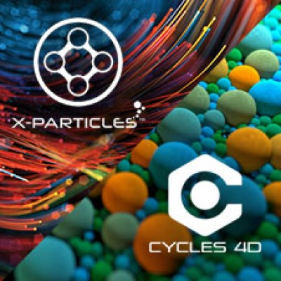 X-Particles and Cycles 4D Bundle (New)