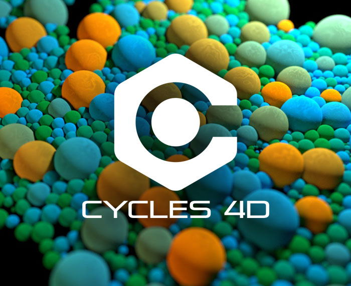 Cycles 4D Image