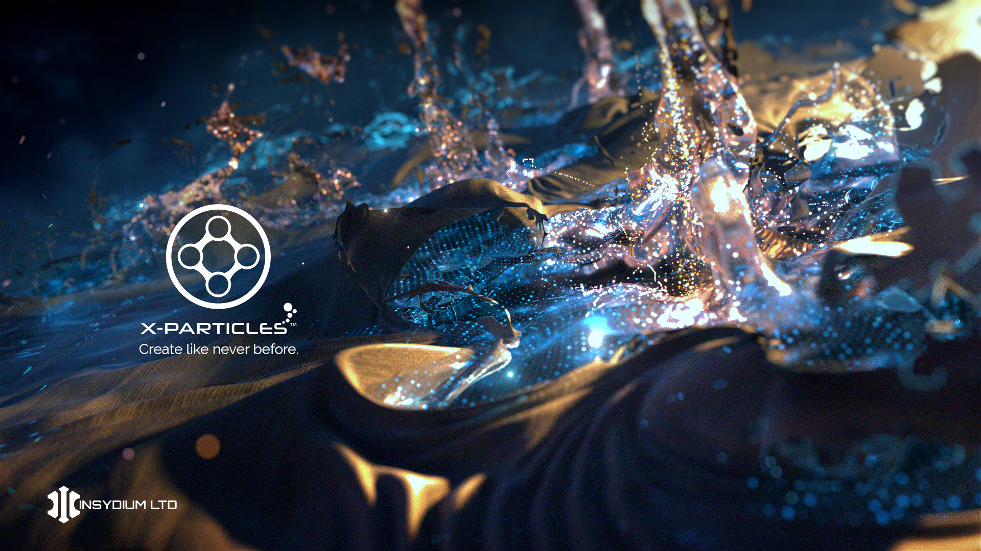 INSYDIUM LTD | X-Particles 4 - Create like never before